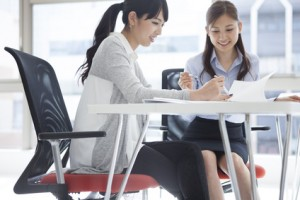 Training of new employees